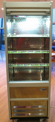 Williams Refrigeration C65-SCS Series, Mulitideck Food Display Refridgerator